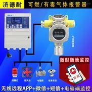 化工厂仓库汽油浓度报警器,气体探测器探头