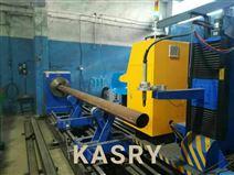 數控大管徑相貫線切割機支持全熔透焊接標準