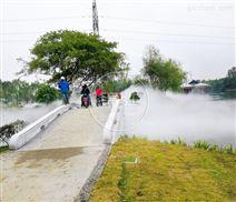 西安景观人造雾系统厂家造雾装置设备安装