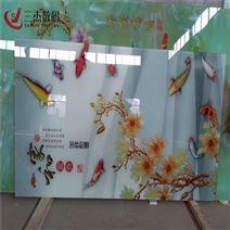 玻璃装饰画8d万能uv平板印花机设备