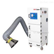 2.2KW脉冲粉尘集尘器滤筒式除尘器
