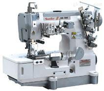 高速平台式绷缝机(上滚条用)