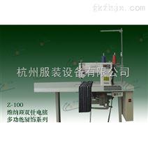 Z-100电脑特种绣花机
