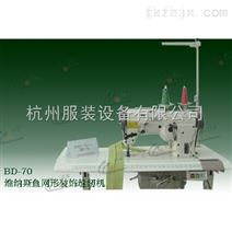 渔网形装饰花样缝纫机BD-70
