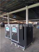 印染设备特氟龙防粘辊导热油电加热炉