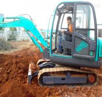 DL50-9小型履带液压挖掘机