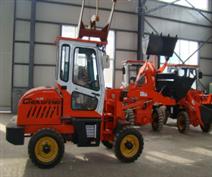 0.8吨装载机ZL908