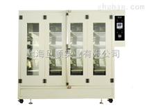 100度伺服电机老化试验折叠门可视烘箱