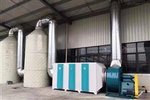 浙江工业喷漆房净化设备废气处理厂家