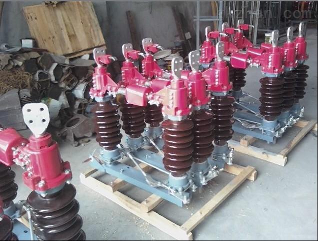 35kv单接地高压隔离开关GW5-40.5
