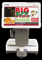 ZF-L15供应记录交易数据超市条码电子收银桌秤