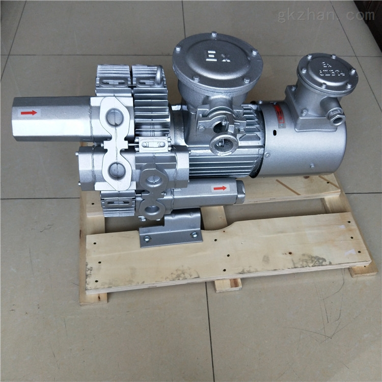 防爆高压风机/380v高压防爆旋涡气泵厂家