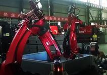 自動化三通焊接機器人多少錢一臺