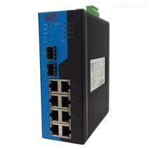 CK2080P-讯记10口非网管型POE工业以太网交换机