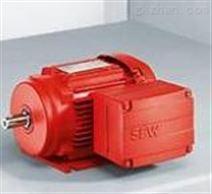 结构分析SEW单相电机DFR63M4/BR/TH