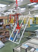 同力工業硬臂真空吸盤機械手氣動搬運設備
