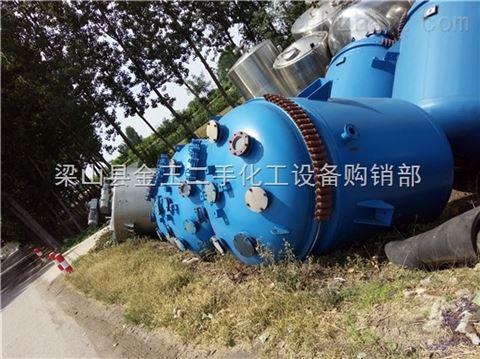贵州二手5吨搪瓷反应釜价格