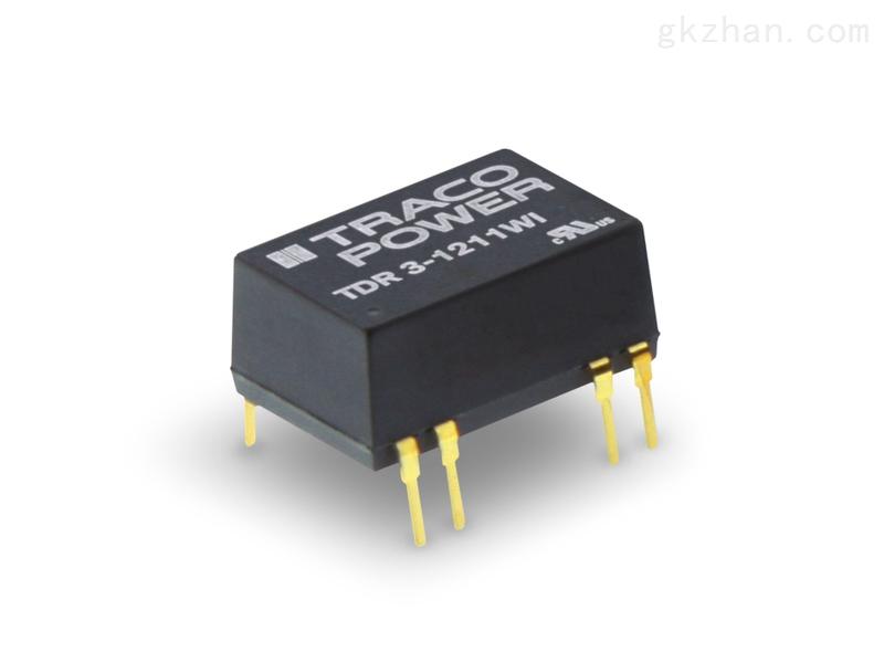 TRACO模块电源TDR3-2411WI TDR3-2412WI