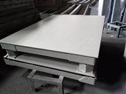称钢卷3吨缓冲秤 泰州5T弹簧减震电子地磅