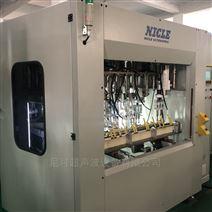 供应汽车模塑底盘挡泥板焊接机NI-CA013