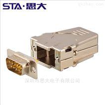 V-BOX工控电脑9芯COM端口插头 3m 8209-6000