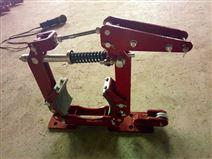 厂家定做TW(Z)脚踏液压块式制动器