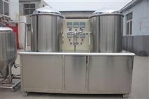 选择豪鲁鲜啤啤酒设备厂家两年经营赚几十万
