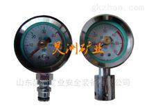 BZY-50/60型矿用双针防震压力表 全国包邮