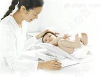 内医院用来量婴儿的便携式电子婴儿秤