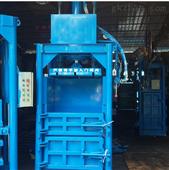 广东立式压缩打包机  30吨液压包装机