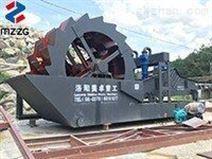 江苏轮斗式洗砂机设备 河南洗沙机生产厂家