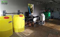 苹果园滴灌水肥一体化示范园安装