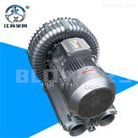 11kw双叶轮高压鼓风机旋涡式气泵2RB