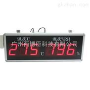 CHTY-L大屏幕温湿度显示仪