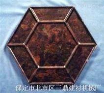 树脂钢化底板/彩砖模板/砖机托砖板