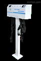 各种型号电池均适应扫码支付直流充电站