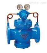 国标铸钢活塞式气体减压阀