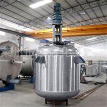 電加熱不銹鋼1000L反應釜制藥膠水乳化設備