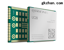 移远3G模组WCDMA/HSPA+ UC20
