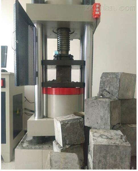 加气混凝土恒荷载压力试验机