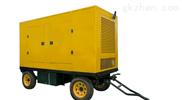 移动拖车型柴油发电机组
