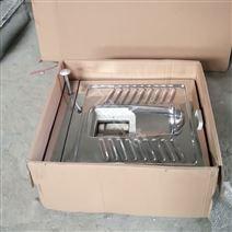 不锈钢打包蹲便用于无水无电卫生间 集便型