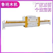 双工位真空覆膜机 高光pvc膜专用吸塑机