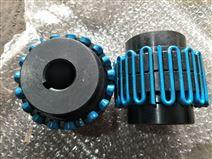 海鹏机械 JS蛇形弹簧联轴器 优选材质 直销