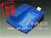 浊度仪(配有内置打印机)型号:WGZ-4000P