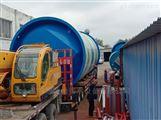 立式湿式一体化雨水提升泵站