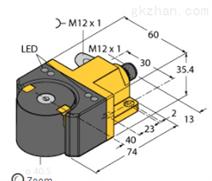 采购TURCK电感式旋转角度传感器