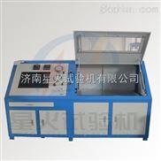 济南塑料管材静液压万能试验机操作规程