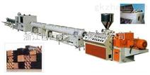 浙江世潤PVC管材生產線