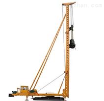 步履式柴油錘打樁機